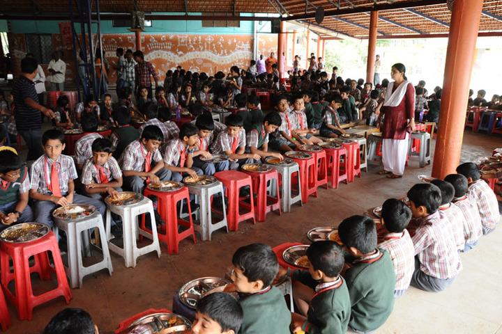 Sri Sai Angles School-Canteen