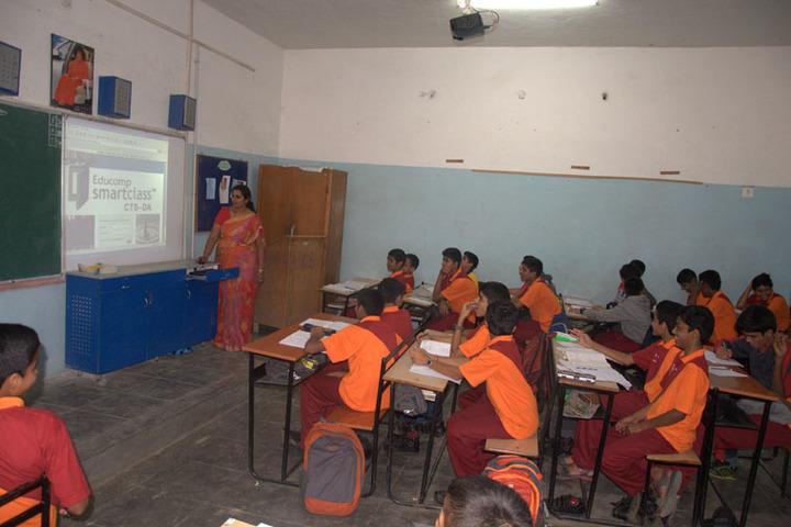 Sri Sai Angles School-Classroom