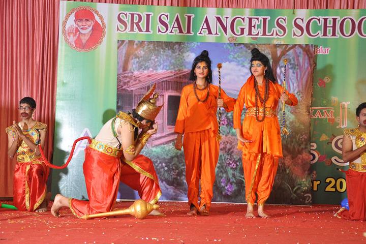 Sri Sai Angles School-Drama
