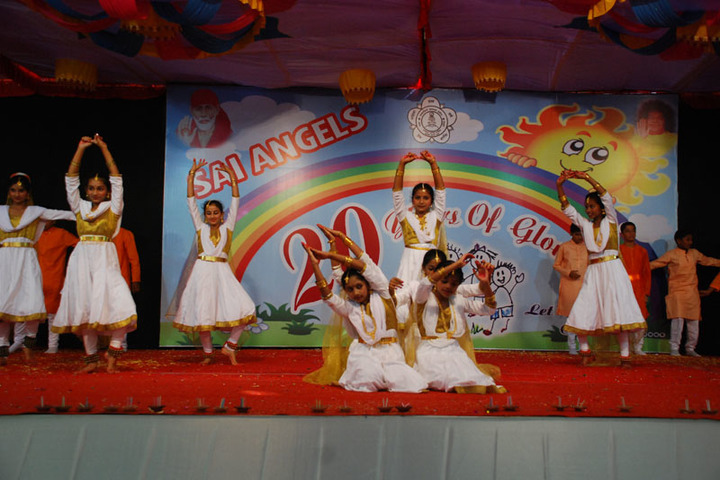 Sri Sai Angles School-Event
