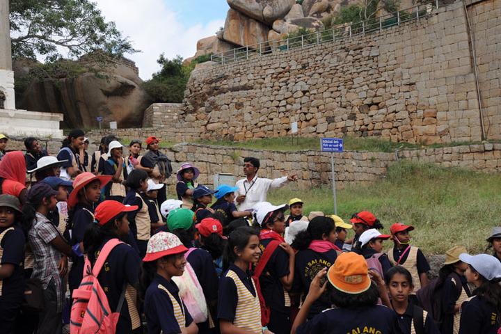 Sri Sai Angles School-Excursition