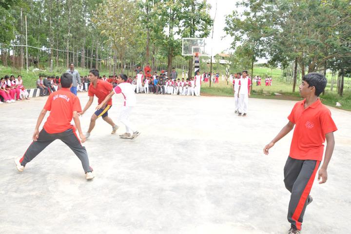 Sri Sai Angles School-Sports Lab