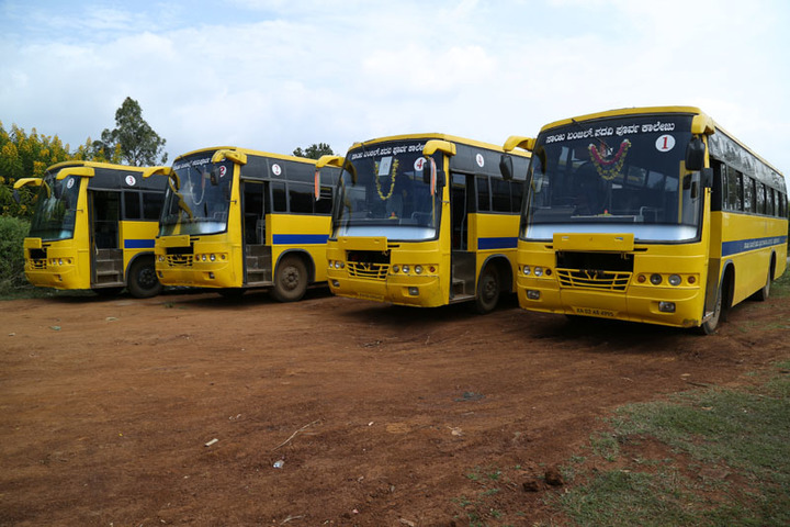 Sri Sai Angles School-Transport