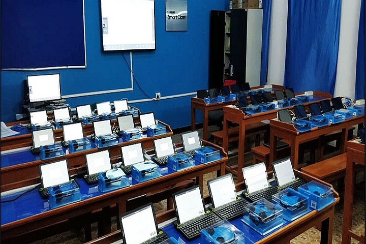Jawahar Navodaya Vidyalaya-Smart Class room