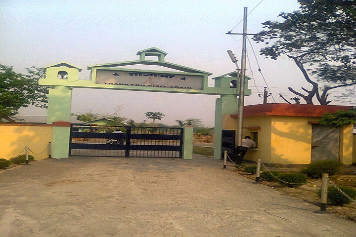 Jawahar Navodaya Vidyalaya-School entrances