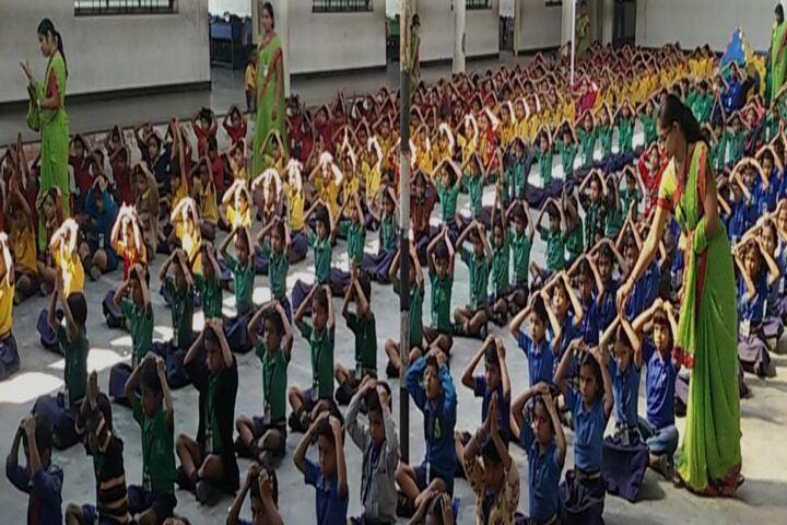 Srikari Public School-Activities