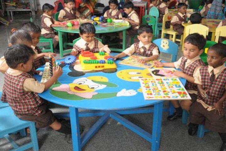 Srikari Public School-Arts