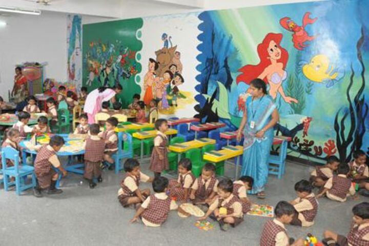 Srikari Public School-Kids
