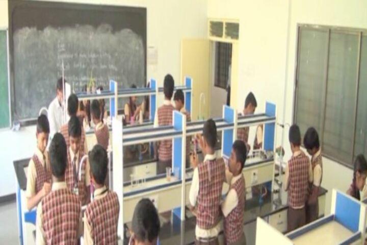 Srikari Public School-Lab