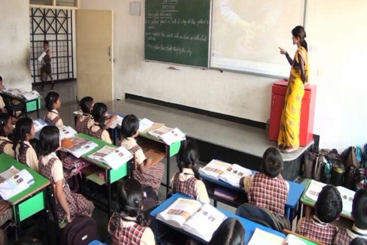 Srikari Public School-Primary Classroom