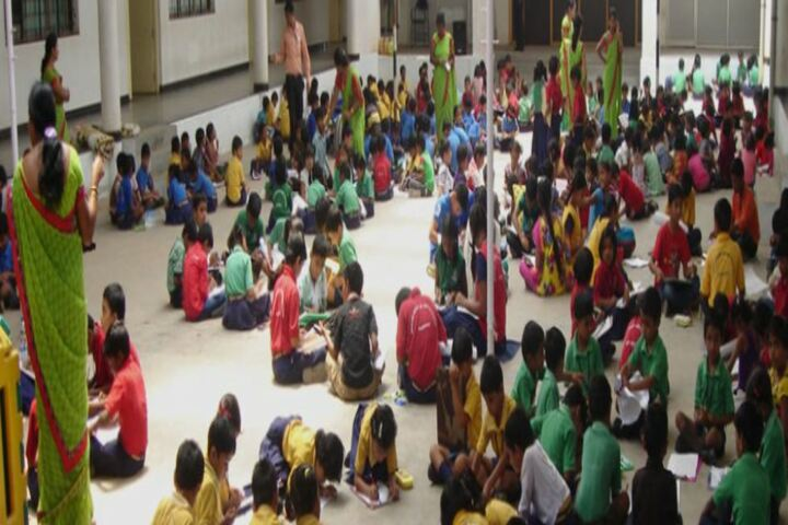 Srikari Public School-Students