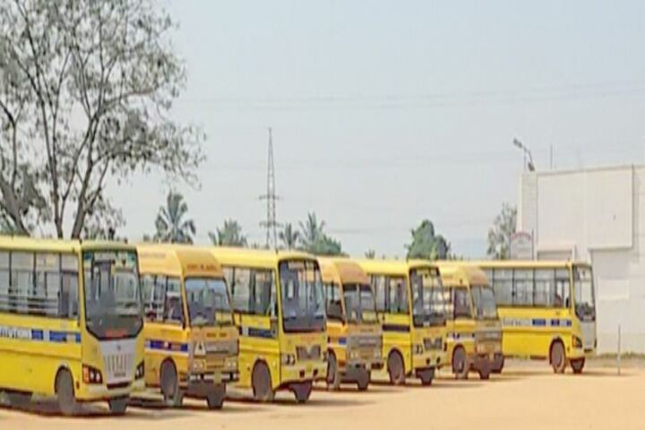 Srikari Public School-Transport