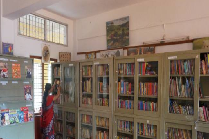 St Agnes School-Library