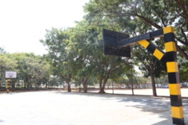 St Josep Central School-Basket ball court