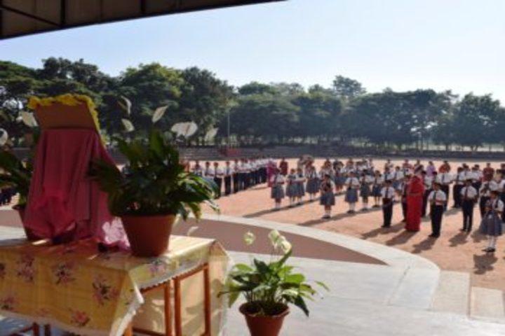 St Joseph Central School-Assembly