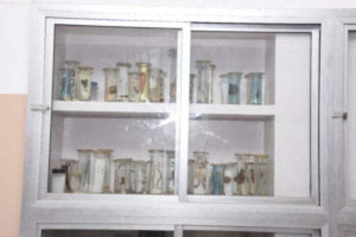 St Joseph Central School-Bio lab