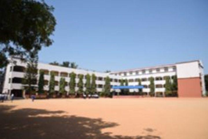 St Joseph Central School-Campus