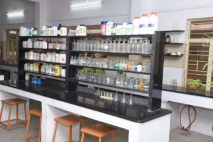 St Joseph Central School-Chemistry lab