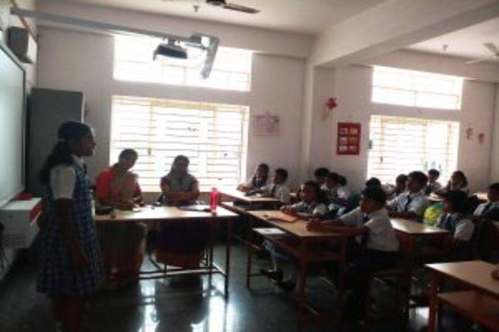St Joseph Central School-Classroom
