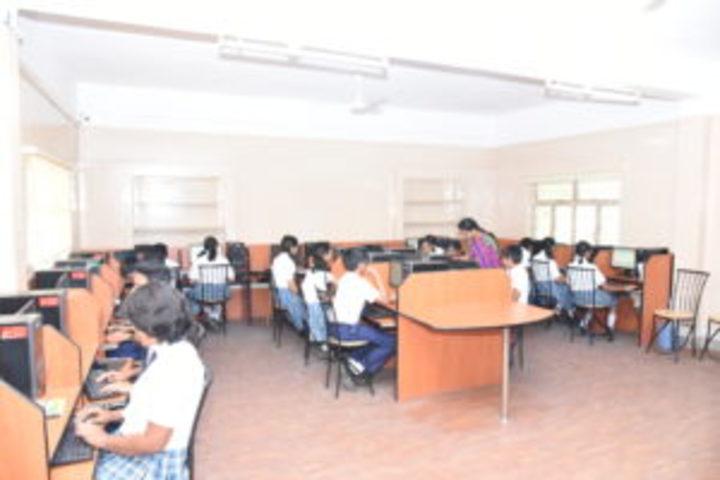 St Joseph Central School-Computer lab