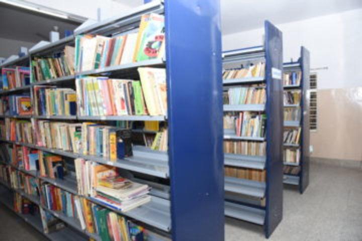St Joseph Central School-Library