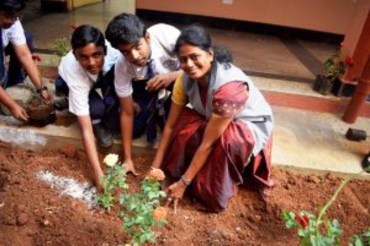 St Joseph Central School-Plantation