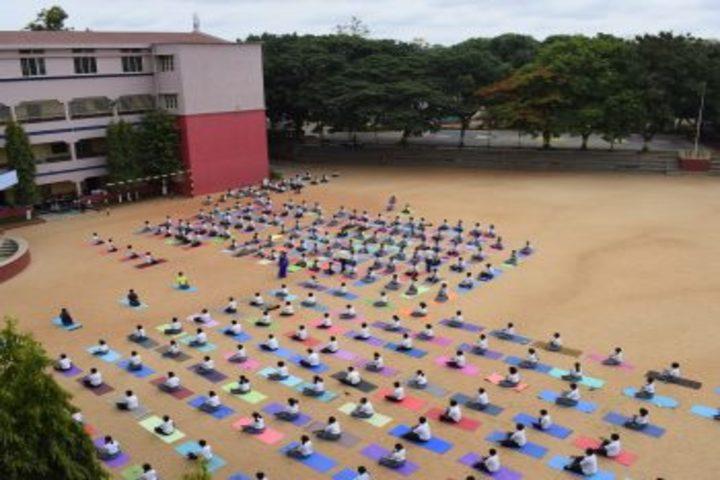 St Joseph Central School-Yoga