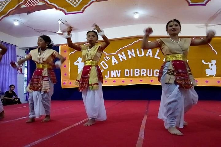 Jawahar Navodaya Vidyalaya-Dances