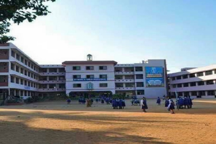 St Marys School-Campus View