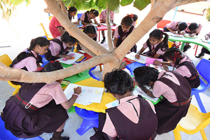 Supreme Public School-Activity