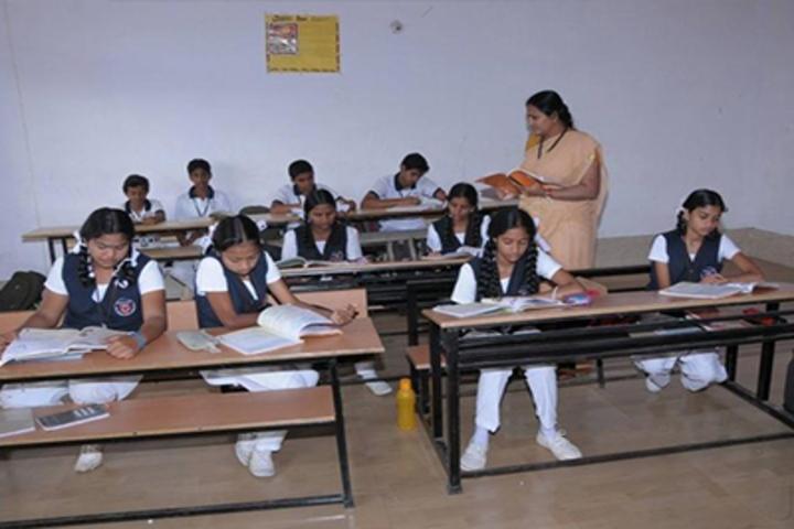 Supreme Public School-Class Room