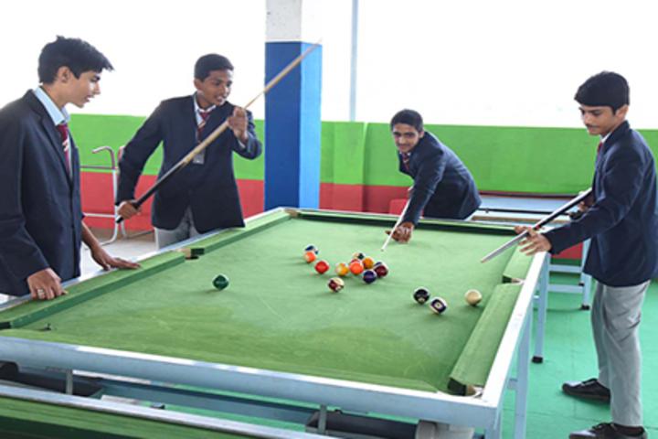 Supreme Public School-Indoor Games