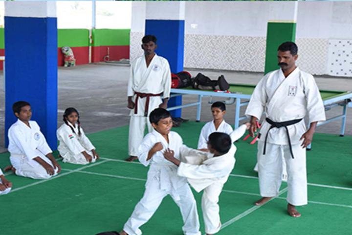 Supreme Public School-Karate