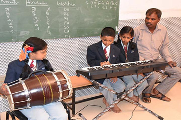Supreme Public School-Music