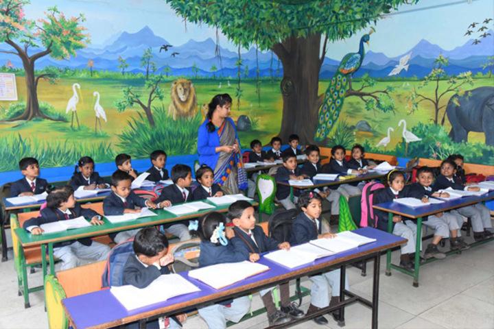 Supreme Public School-Painting Classes