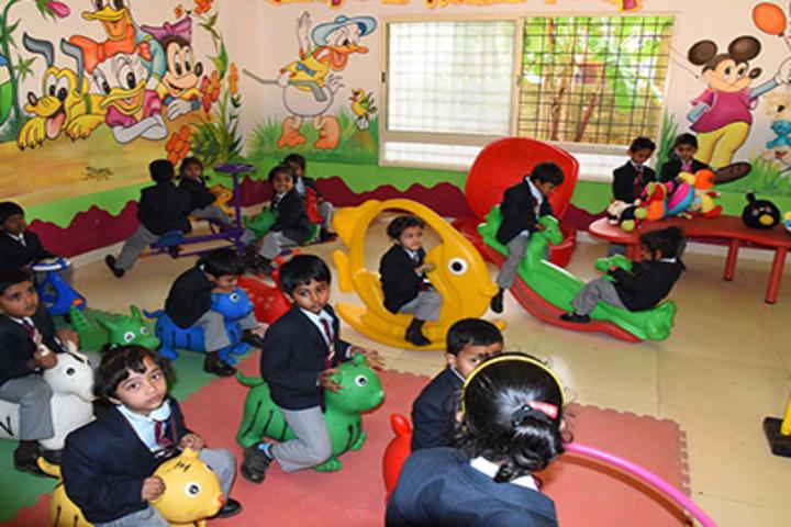 Supreme Public School-Play Area
