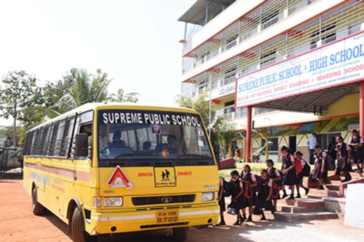Supreme Public School-Transportation