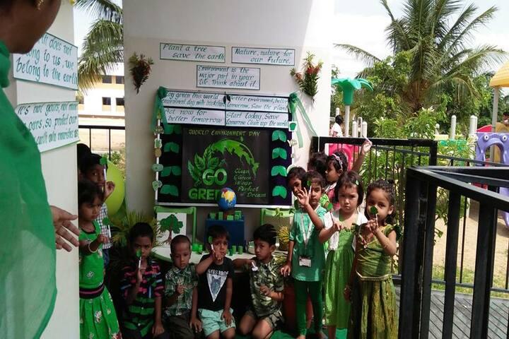 Surabhi Vidyaniketan-Environment Day Celebrations