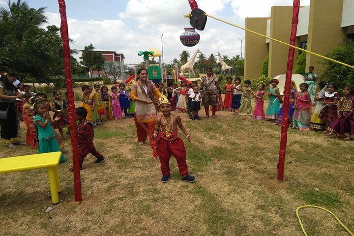 Surabhi Vidyaniketan-Krishnastami Celebrations