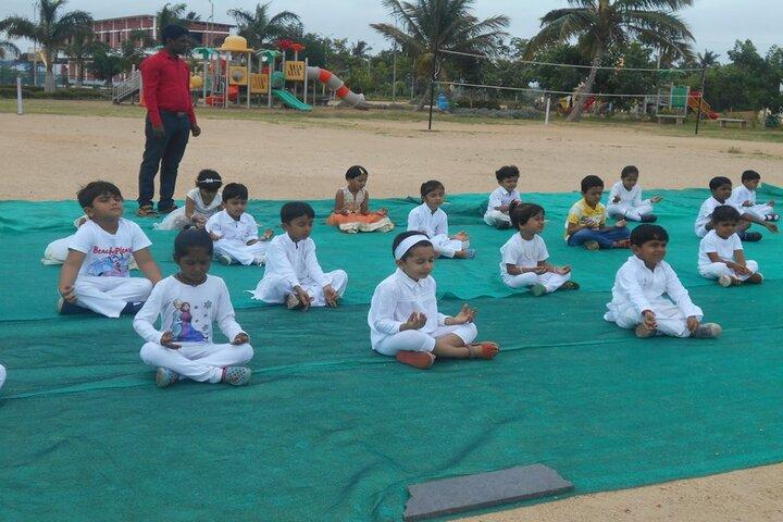 Surabhi Vidyaniketan-Yoga
