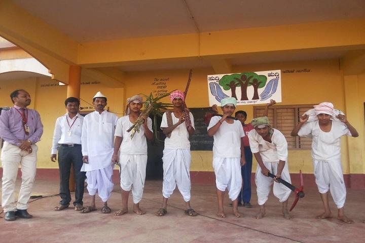 Swamy Vivekananda International Public School-Activity