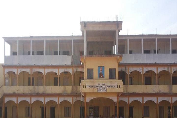 Swamy Vivekananda International Public School-Campusview