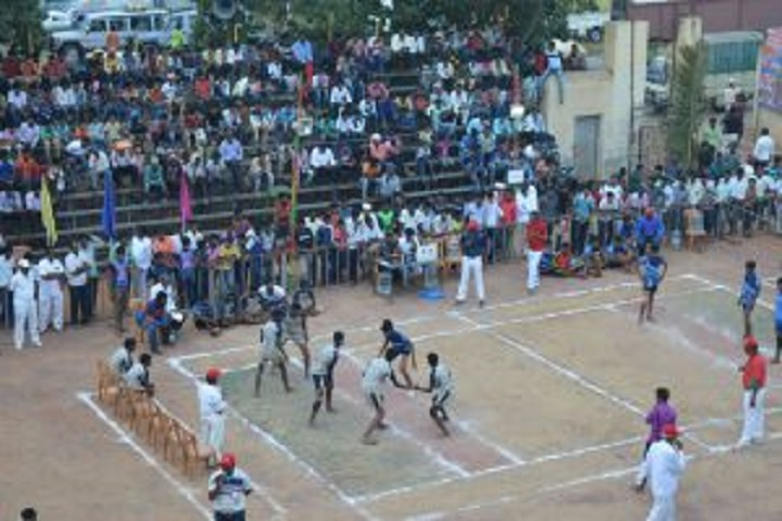 Swamy Vivekananda International Public School-Games