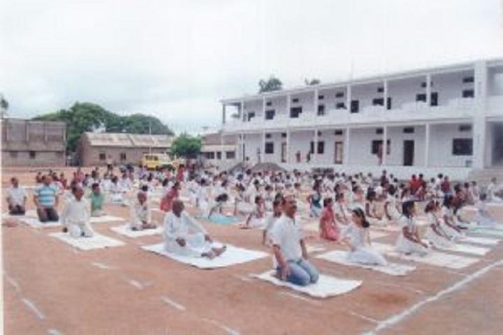 Swamy Vivekananda International Public School-Yoga