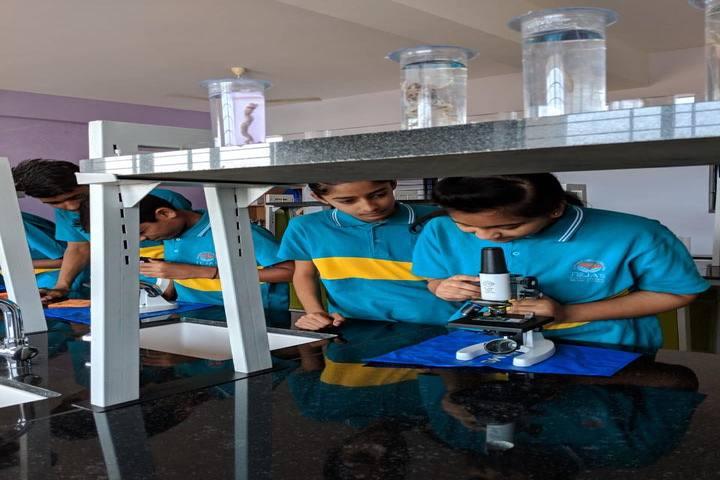 Tejas International Residential School-Biology Lab