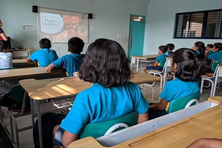 Tejas International Residential School-Classroom