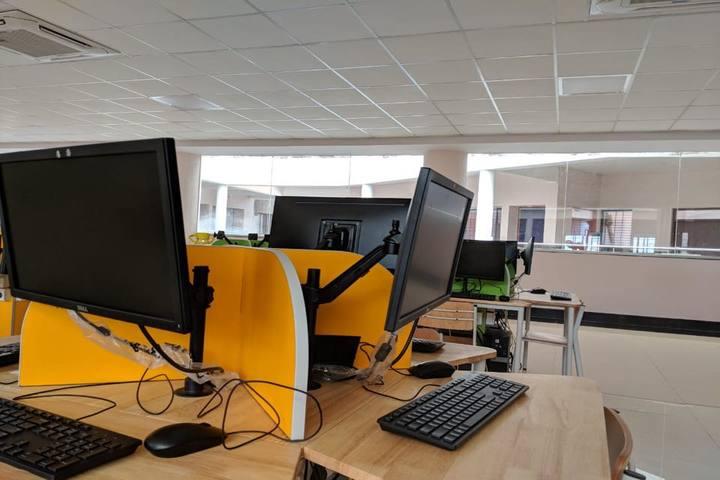 Tejas International Residential School-Computer Lab