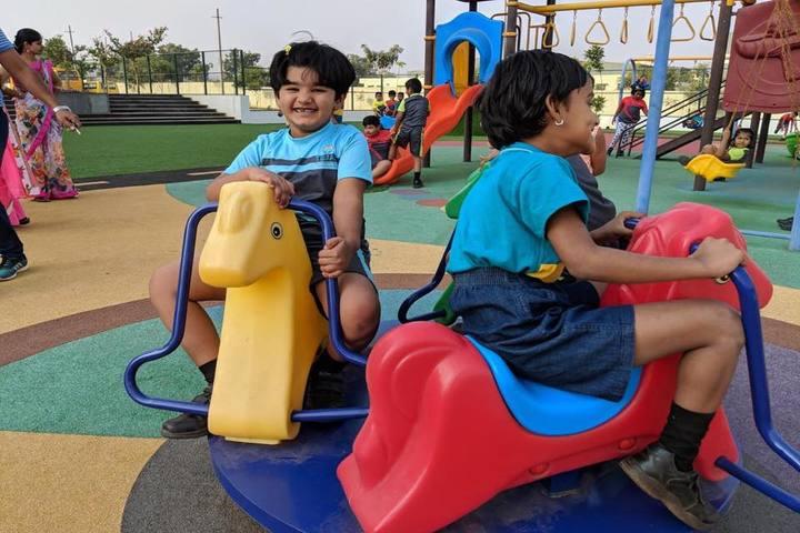 Tejas International Residential School- Play Ground