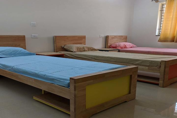 Tejas International Residential School-Hostel