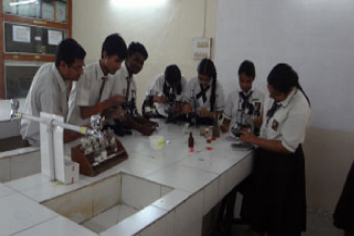 The Aditya Birla Public School-Biology Lab